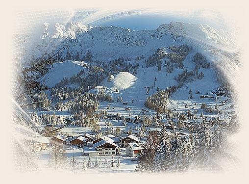 Oberjoch im Winter